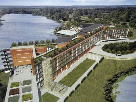 Mosaic Streamsong Resort Lodge Gmf Structural